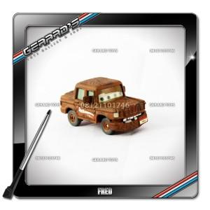 Fred (Eye Changer) - Cars - Mattel - Loose