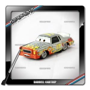 Darrell Cartrip - Cars - Mattel - Loose