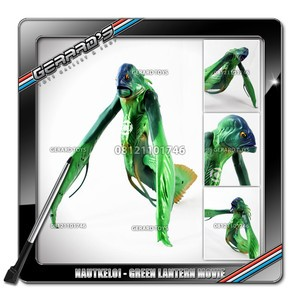 Nautkelo - Green Lantern Movie - Mattel