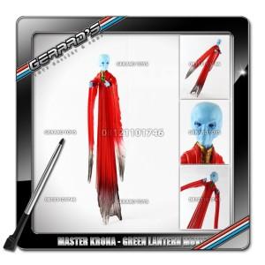 Master Krona - Green Lantern Movie - Mattel