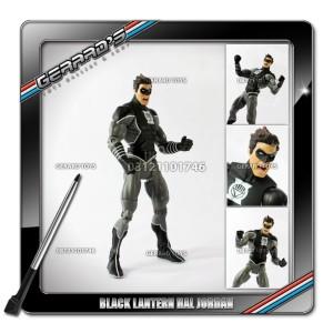 Black Lantern Hal Jordan - DCUC - Loose