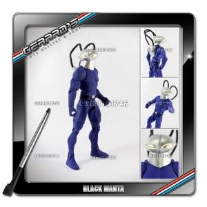 Black Manta - DCUC - Mattel - Loose