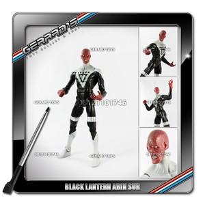 Black Lantern Abin Sur - DCUC - Loose