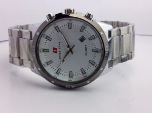 SWISS ARMY JUSTIFY DATE (WHITE)
