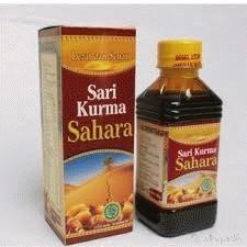 Sari Kurma Sahara (Tekstur Dan Rasanya Paling Di Sukai)