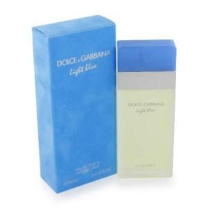 D&G Light Blue Woman