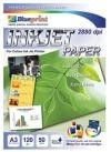Inkjet Paper (BP-IPA3120) - A3, 50 Sheet, 120 gsm, Cast Coating, Extra White, Water Resistant