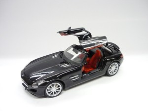 2011 Mercedes SLS AMG Gullwing