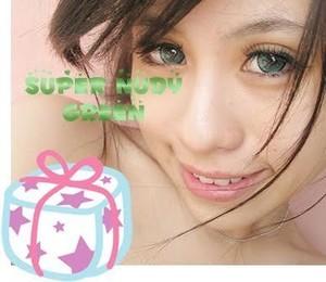 GEO Super Nudy Green