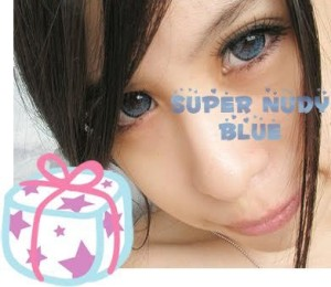 Geo Super Nudy Blue