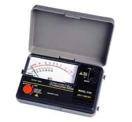 Kyoritsu 3166 Analogue Insulation Tester