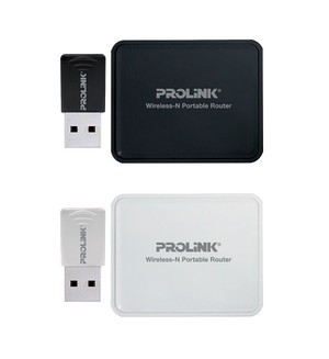 Prolink WNR1004C Wireless-N Portable Router And Adapter Combo