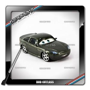 Bob Cutlass Eye Changer - Cars - Mattel - Loose