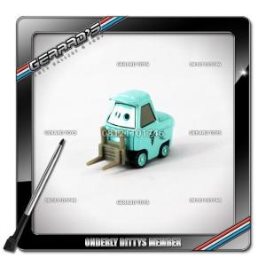 Onderly Dittys Member - Cars - Mattel - Loose