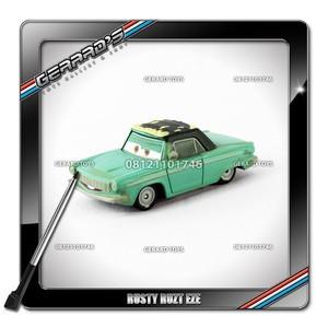 Rusty Ruzt Eze - Cars - Mattel - Loose