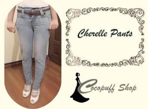CODE : Cherelle Pants