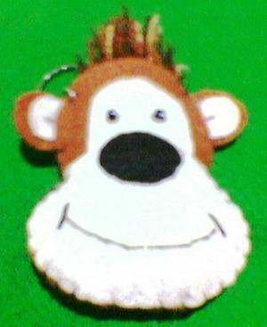 gantungan monkey
