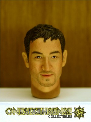 Headplay 1/6 Jacky Cheung alike Custom Head Sculpt