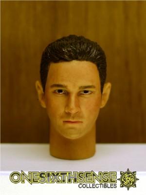 Headplay 1/6 Shia LaBeouf alike Custom Head Sculpt