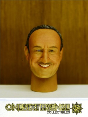 Headplay 1/6 Gene Hackman Alike Custom Head Sculpt