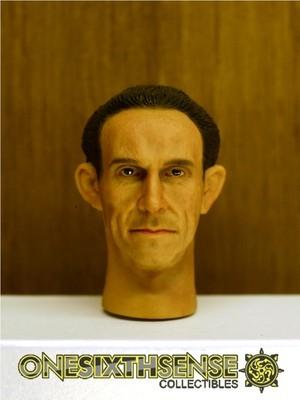 Headplay 1/6 Paul Joseph Goebbel Alike Custom Head Sculpt