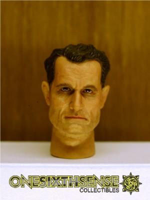 Headplay 1/6 Omar Mouammer al Gaddafi Alike Custom Head Sculpt