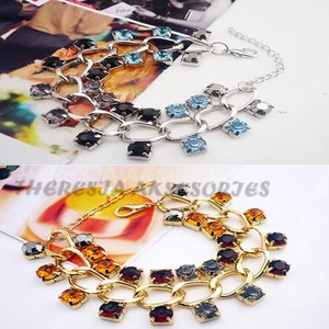 Little Square Diamond Bracelet
