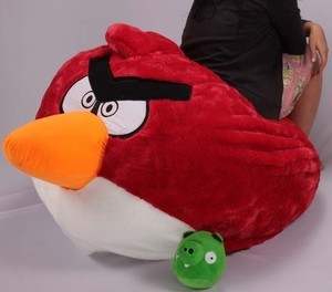 BEAN BAG ANGRY BIRD 1M X 1M