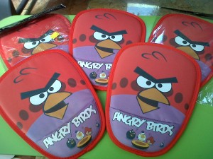 Mouse Pad Angry Bird
