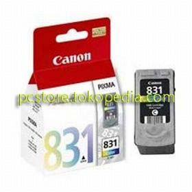 Original Canon Ink Cartridge CL 831 Colour