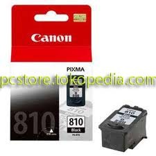 Original Canon Ink Cartridge PG 810 Black
