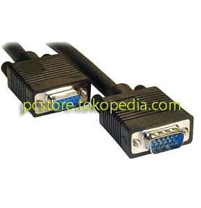 Kabel VGA Extended Male-Female 1m