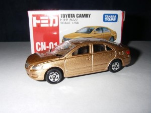 Tomica Reguler CN 01Toyota Camry