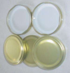 Tutup SENG (Brand New) Untuk Botol Kaca / METAL Cover For Glass Bottle