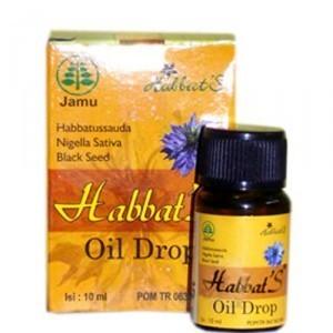 Habbat's Oil Drop
