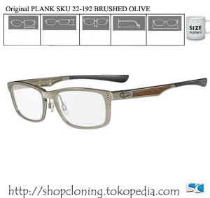 Oakley Original PLANK SKU 22-192 BRUSHED OLIVE