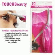 Heated Eyelash Touch Beauty