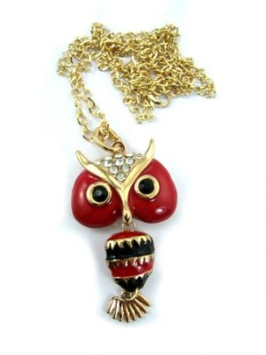 Kalung OWL Red