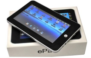 Tablet Pc EPAD BUNDEL DENGAN KEYBOARD SOFTCASE