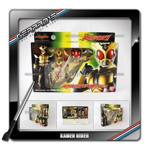Masked Rider Agito - SHS - Bandai - MIB Open