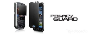 Screen Guard Anti Spy Blackberry Torch 9800 / 9810
