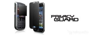 Screen Guard Anti Spy Blackberry Pearl 3G 9100 / 9105