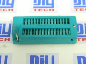 ZIF ZIP Socket 32 pin