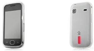 Capdase Original Softjacket For Samsung Galaxy Mini S5570 white