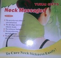 Neck Massager / Alat Pijat Leher
