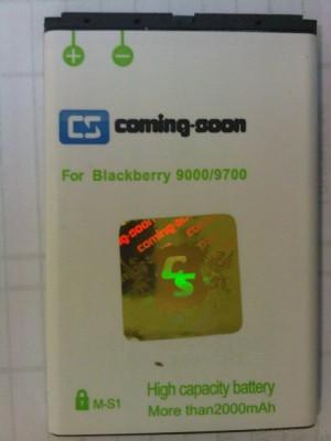 Battery Hi Capacity Coming Soon For Blackberry 2000mAH Double Power Bold Onyx