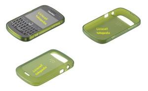 Soft Shell Original Blackberry Dakota 9900 9930 Green
