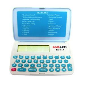 Electrical Dictionary Alfa Link EI-215