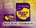 V-GEN Micro SD 32 GB -  Adapter