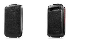 Capdase Capparel Forme Blackberry 9700 9780 Onyx Black